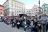 Saint Wenceslas Celebrations and International Folk Music Festival 2012 in Český Krumlov, Friday 28th September 2012, photo by: Lubor Mrázek