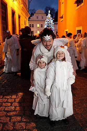 4. Adventssonntag - Lebende Krippe, 23.12.2012