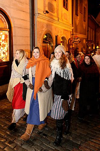 4. Advent Sunday - Live Bethlehem, 23.12.2012
