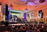 The Classical Music Maniacs - Bach goes Samba and Tango, 1.8.2014, Internationales Musikfestival Český Krumlov, Foto: Libor Sváček