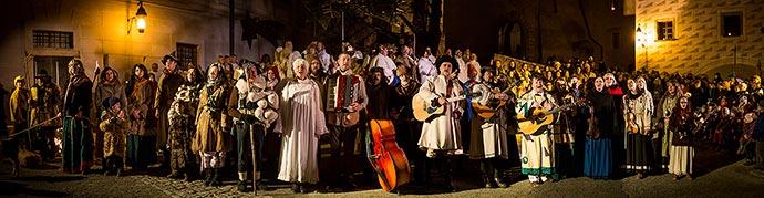 Live Nativity Scene 23.12.2014