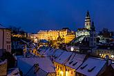 Three Kings, 6.1.2017, Advent and Christmas in Český Krumlov, photo by: Lubor Mrázek