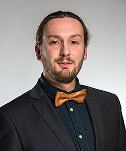 Bc. Ivo Janoušek - místostarosta města Český Krumlov