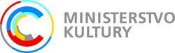 Ministerstvo kultury - logo