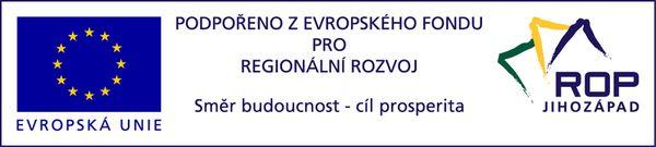 Regionální operační program Jihozápad - logo ROP