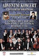 Advent Concert With Japanese Soloists, Egon Schiele Art Centrum 2.12.2012
