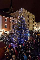 Advent and Christmas in Český Krumlov